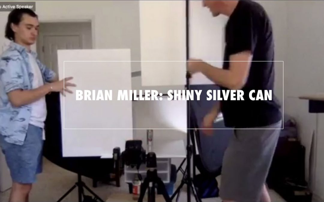 Brian Miller: Shooting Shiny Can